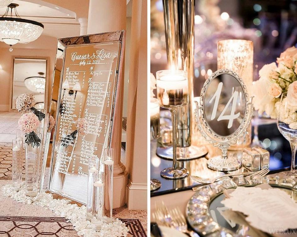 nunta eleganta, decor elegant