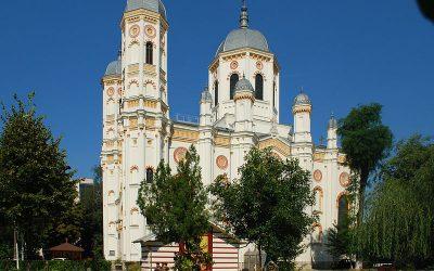 Top biserici pentru nuntă în București
