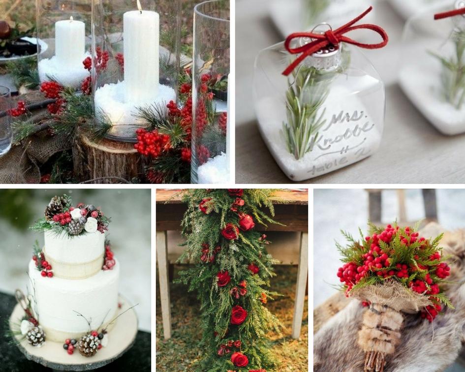 nunta iarna, nunta rustica, merisor
