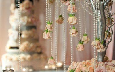 Conceptul nuntii : Pearl Rain sau Ploaia de perle