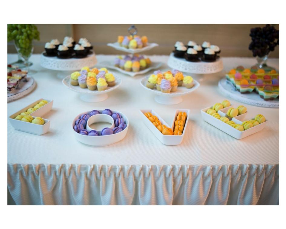 candy bar violet galben