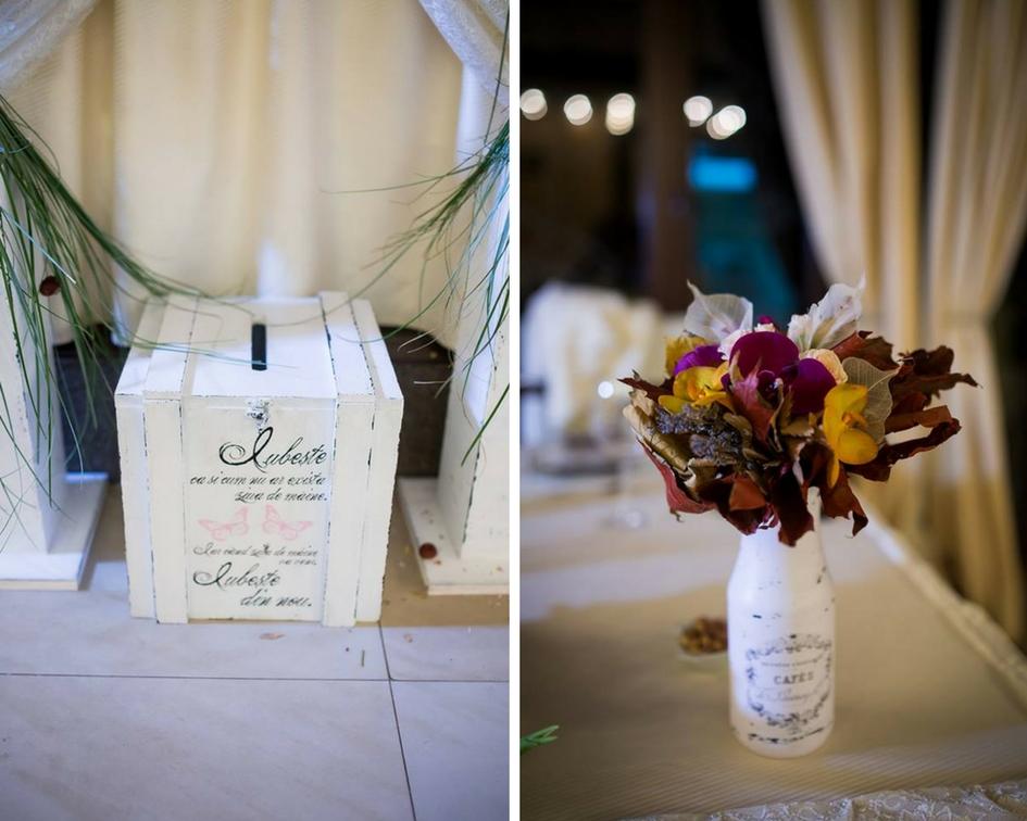 nunta violet, nunta toamna