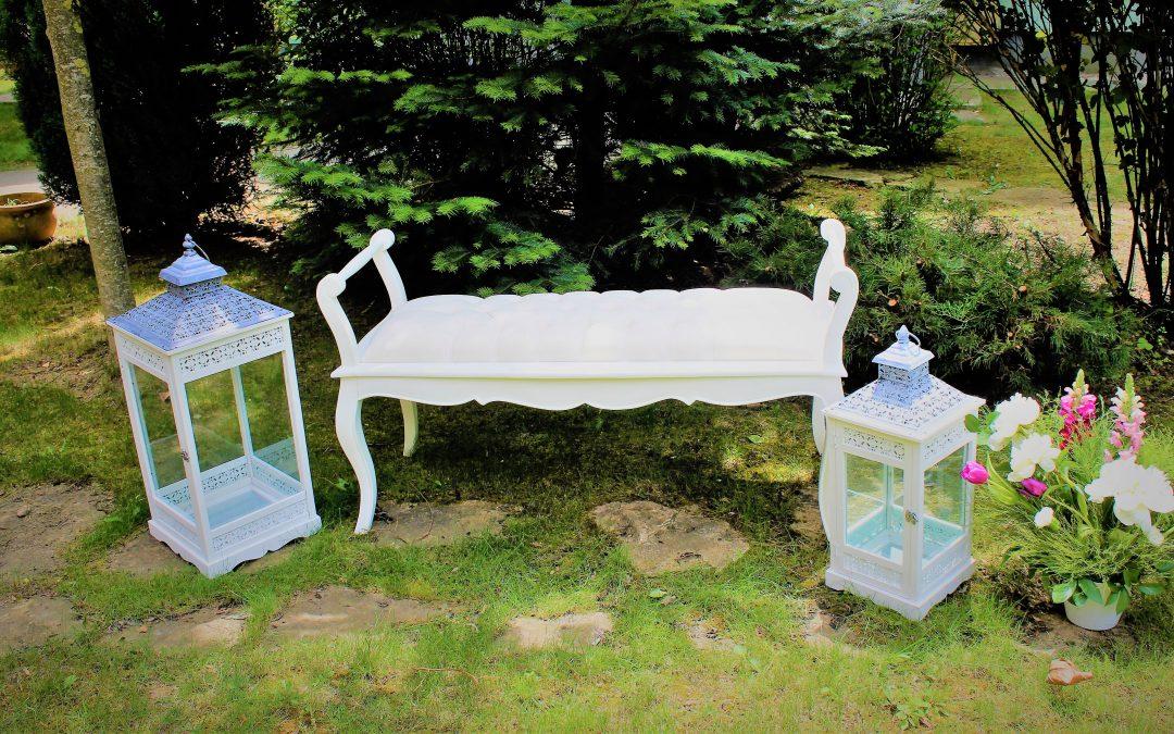 Decor elegant nuntă – de închiriat