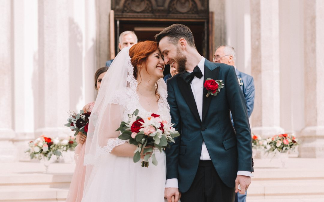 Joyful Spanish Wedding